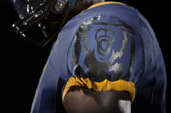 Cal Updates Identity, Adds New Bear Logo