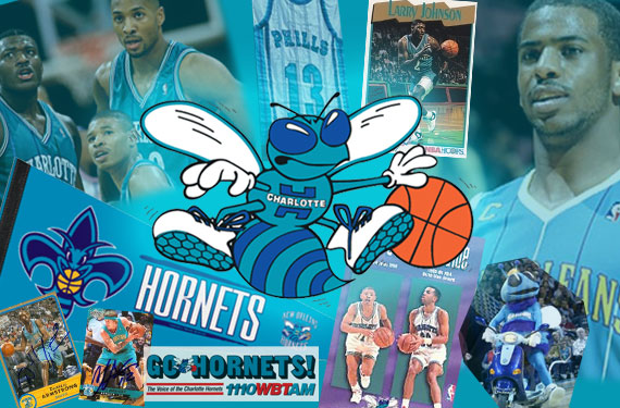 RIP Hornets Name, Logo, Brand: 1988-2013