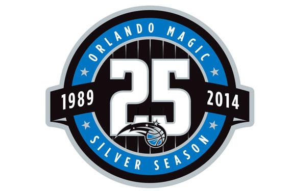 Orlando Magic Unveil Anniversary Logo