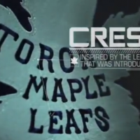 Toronto Maple Leafs 2014 Winter Classic Jersey Crest