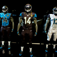 Jacksonville Jaguars 2013 New Uniforms