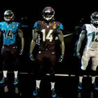 Jacksonville Jaguars 2013 New Uniforms