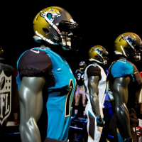 Jacksonville Jaguars 2013 New Alternate Uniform and Helmet