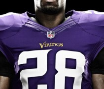 Vikings New Uniform 2013