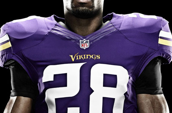 Minnesota Vikings Simplify Look with New Nike Uniform