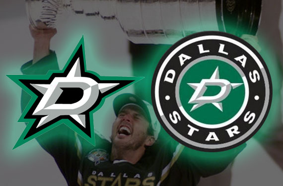 Dallas Stars New Logos Leaked