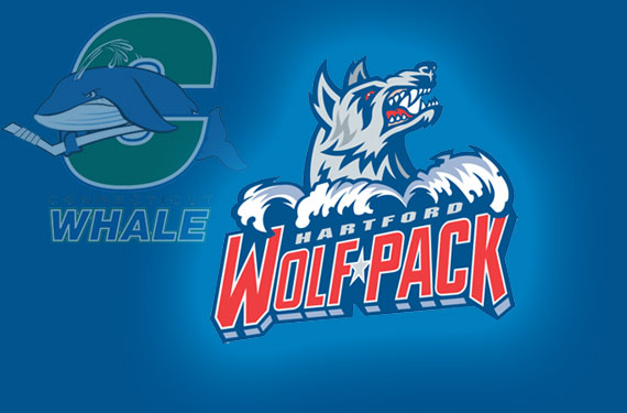 The Whale Fails Again, Hartford Wolf Pack Returns