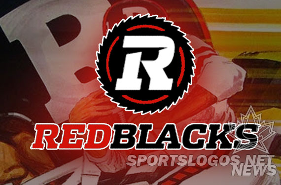 Ottawa CFL Team will be the RedBlacks; Logos Here