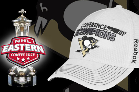 Pittsburgh Penguins 2013 Eastern Conference Champs!