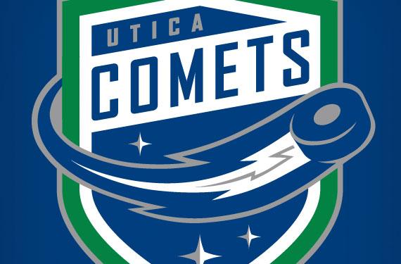 AHL Welcomes Utica Comets; Canucks Farm Team