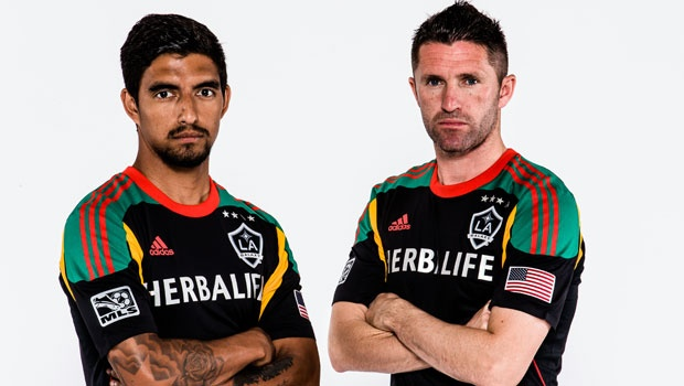 LA Galaxy Announce 1996-Inspired Alternate Jerseys, Retinas Offended