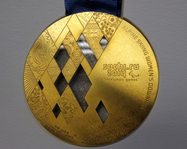 2014 Winter Olympic Games Announce Medal Designs to be Given in Sochi