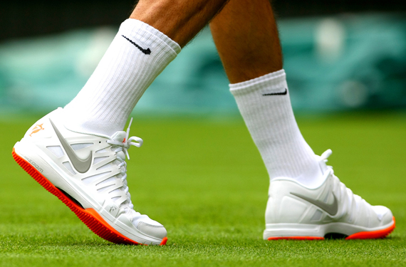 With Big Names Falling, Let's Talk Bright Underwear at Wimbledon