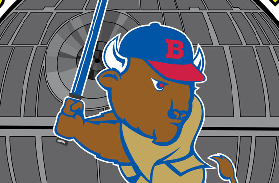Bisons Star Wars Night: Good Times for a Great Cause