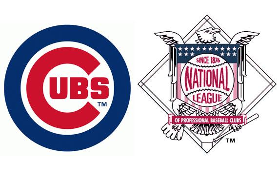 Cubbies Still Wearing Old NL Logo on Jersey