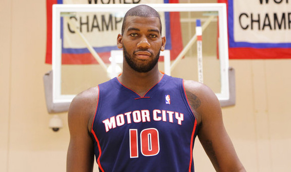 Detroit Pistons Unveil Motor City Alternate Uniform