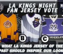Manchester Monarchs LA Kings Night 2014