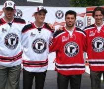 Quebec Remparts New Jerseys 2013-14