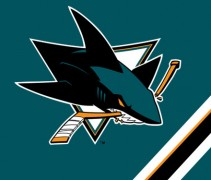 Sharks New Uniform Teaser Striping
