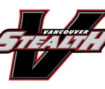 Vancouver Stealth Logo NLL 2014