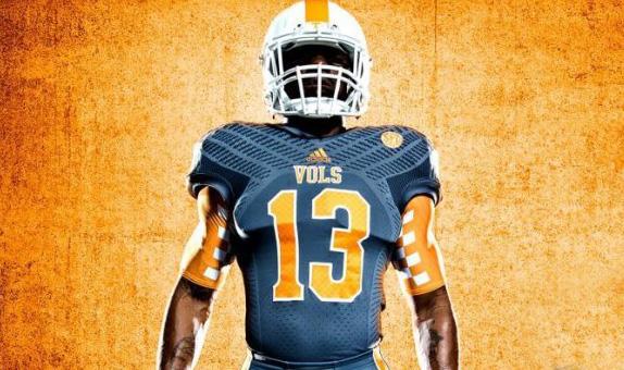University of Tennessee to Add Grey Alternate Uniform
