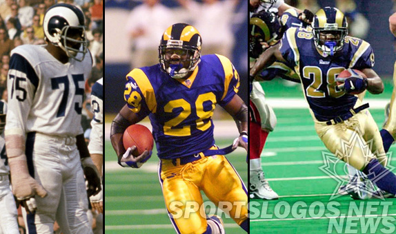 St. Louis Rams Preparing for Full Uniform Redesign