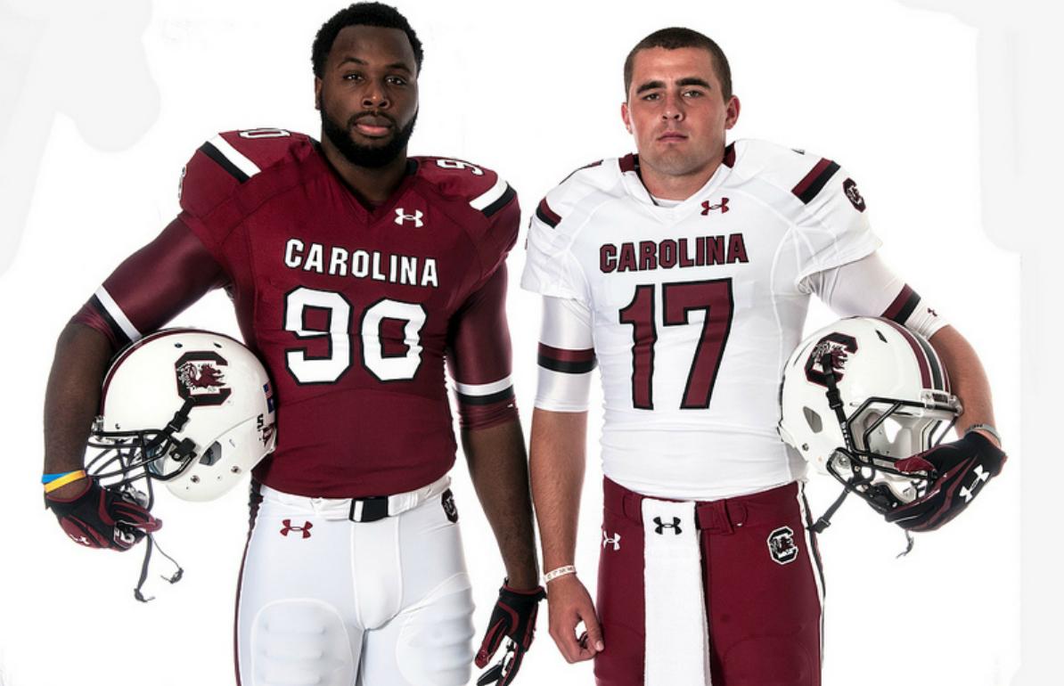 USC Gamecocks Unveil New, Clean Uniform