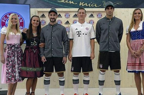 Bayern Munich Unveil Lederhosen-Inspired Away Kit