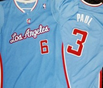 Clippers Blue Alternate