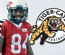 Hamilton Flying Wildcats Throwbacks Tiger Cats 2013