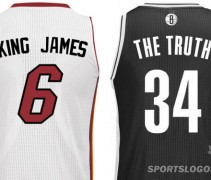 King James The Truth Jerseys