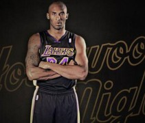 Lakers Black alternate