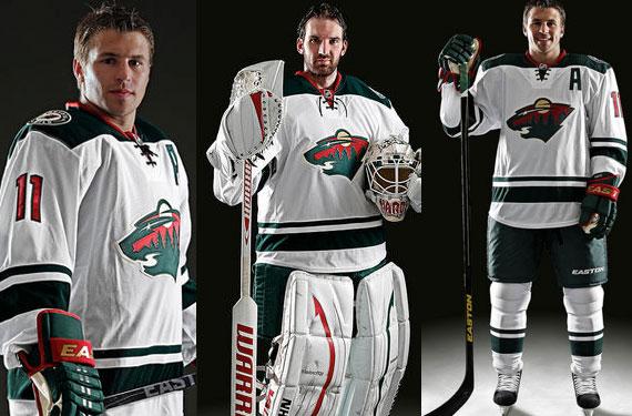 New Minnesota Wild Uniform Leaked Early