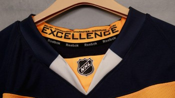 New Yellow Buffalo Sabres Jersey Alternate 2013-2014