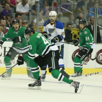 Dallas Stars New Uniforms 2013-14