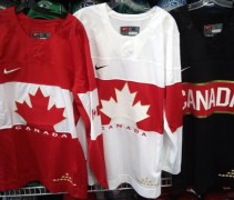 Team Canada 2014 Olympic Hockey Jerseys Leaked