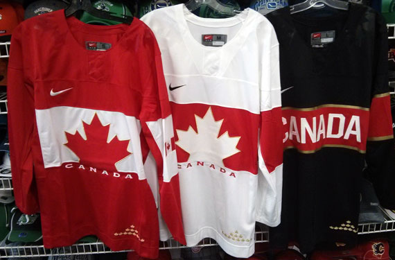 MORE Details on the New Team Canada Jerseys