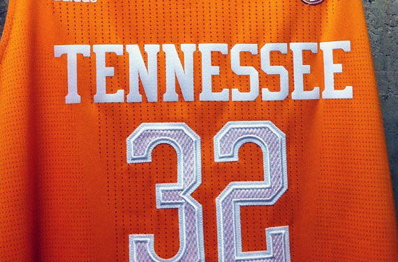 Tennessee Vols Unveil New Hoops Uniform