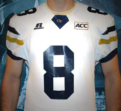 Thursday Night Used To Showcase Interesting Uniforms from GT and VT