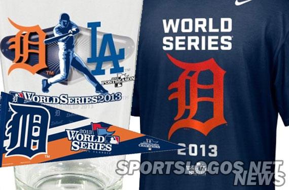 2013 Detroit Tigers AL Phantom Champs Merchandise