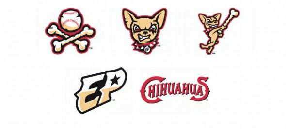 El Paso Chihuahuas Alternate Logos