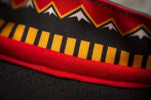 Flames Third Jersey Inner Collar