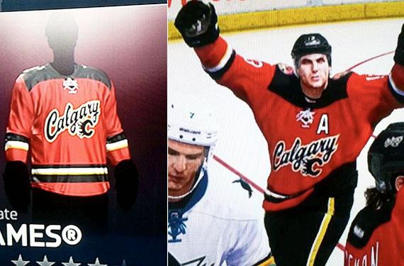 Flames Tease New Uniform; Video Confirms Earlier Leak
