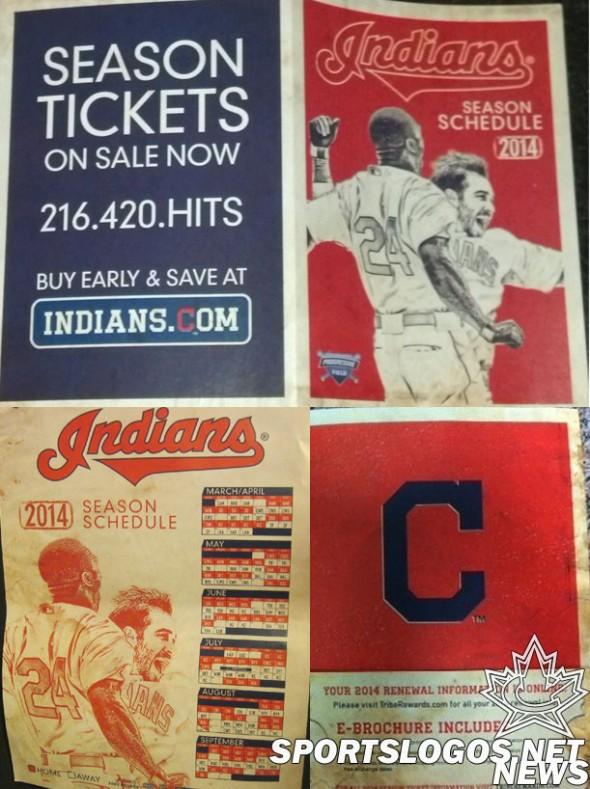 Indians 2014 Brochures