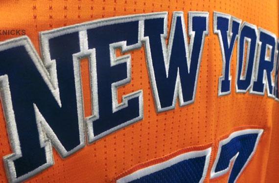 Knicks Adding Orange Alternate; Release Teaser Pic