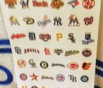 MLB Logo Tag Walmart