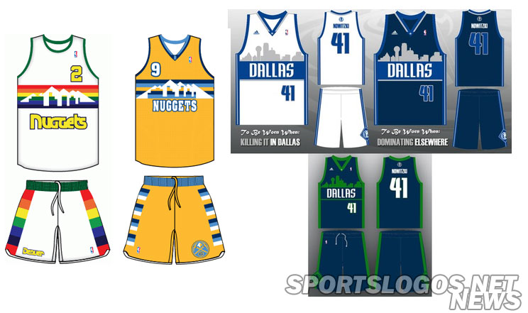 0c0cbf3e1610 Dallas Mavericks Introduce Fan Designed Jersey