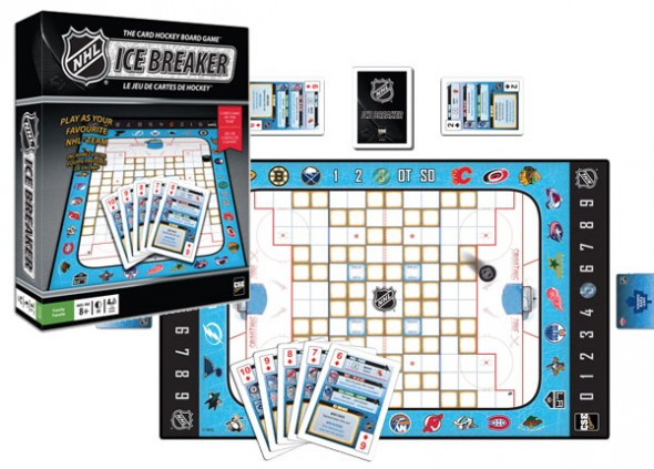 NHL Icebeaker Game