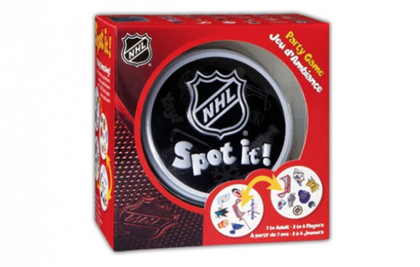 NHL SpotIt Game