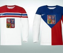 New Czech Republic Jerseys Olympics